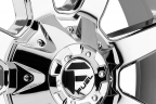 FUEL MAVERICK 1PC Chrome PVD