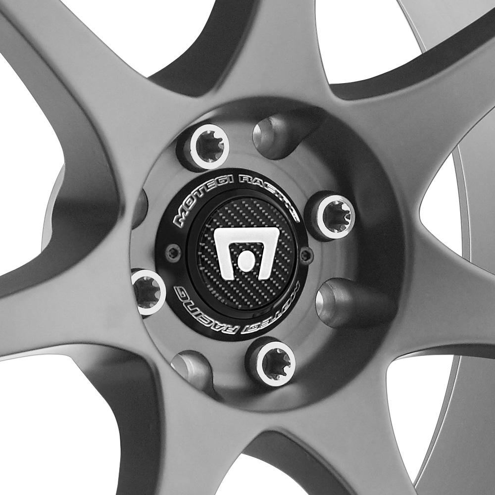 MOTEGI RACING MR125 Titanium Gray