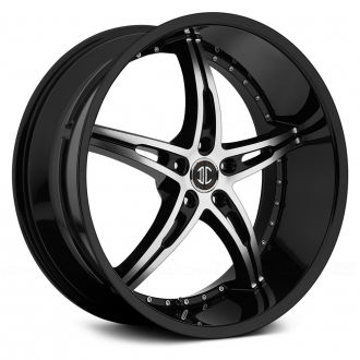 2 CRAVE - NO.14 Gloss Black with Machined Face