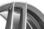 VORSTEINER V-FF 105 Brushed Aluminium