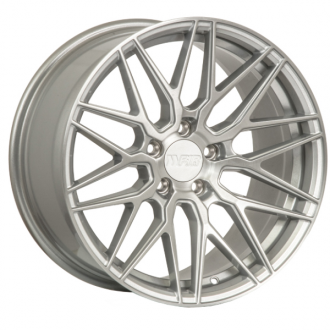 F1R - F103 Brushed Silver
