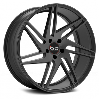 BLAQUE DIAMOND - BD-1 Matte Graphite
