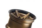 FERRADA FR3 Matte Bronze with Gloss Black Lip