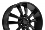 KMC KM673 SKITCH Satin Black
