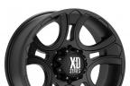 KMC XD SERIES XD801 CRANK Matte Black