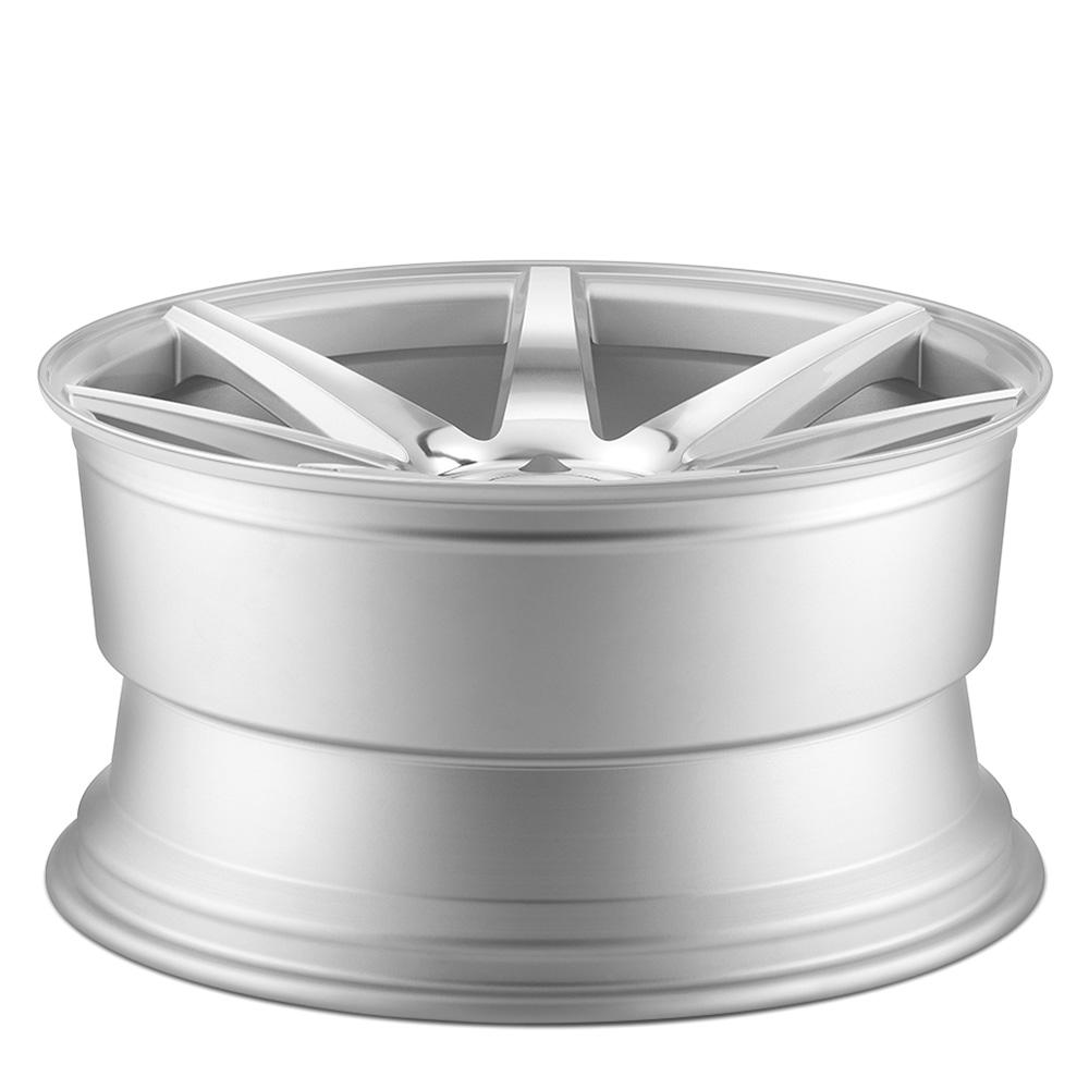 VOSSEN CV7 Silver Polished