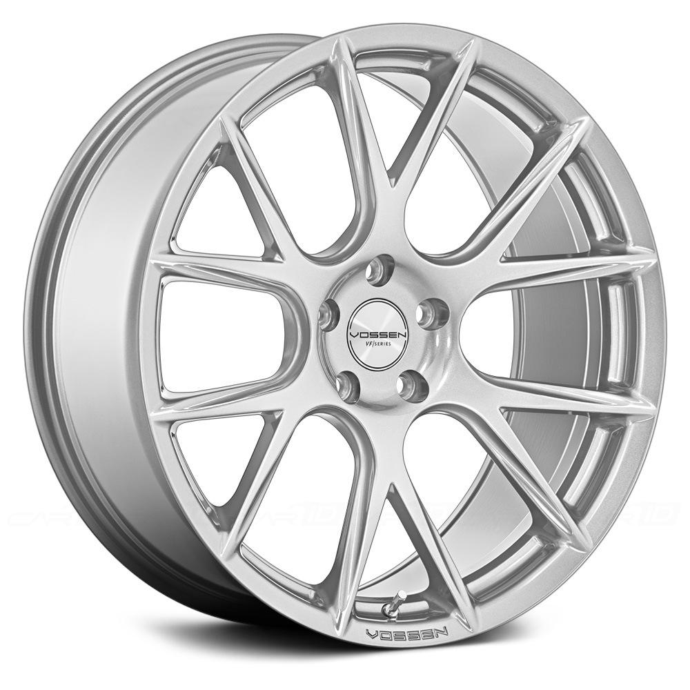 VOSSEN VFS6 Mettalic Gloss Silver