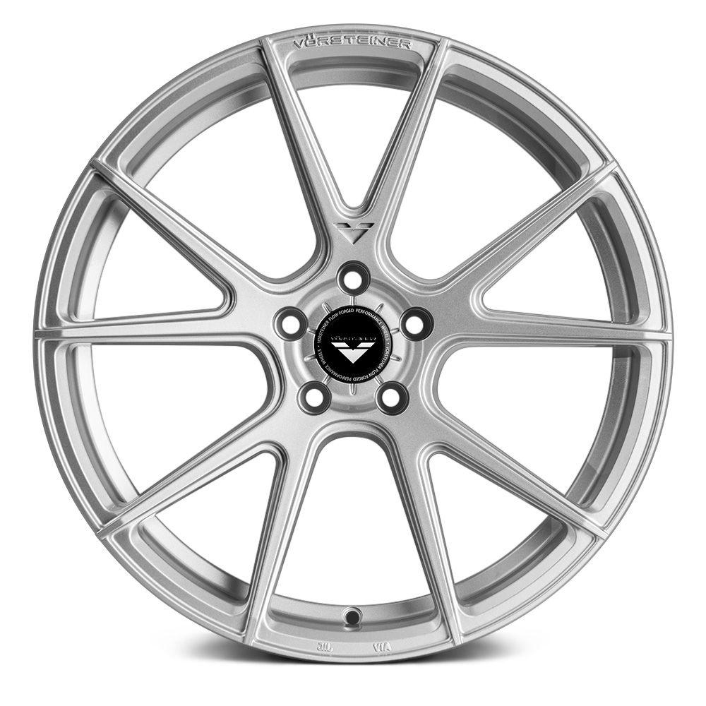 VORSTEINER V-FF 106 Brushed Aluminium