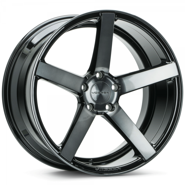VOSSEN CV3-R Tinted Gloss Black