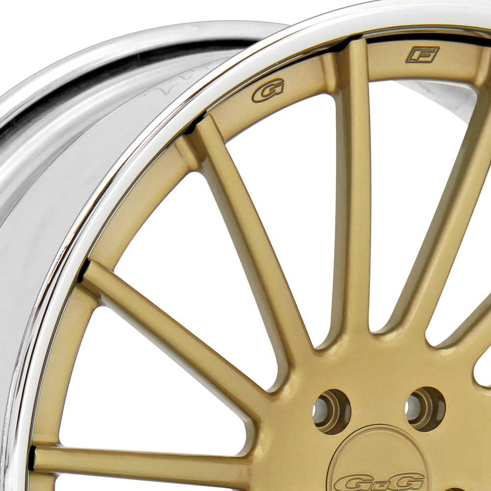 GFG FM-209 Solid Color Center with Matching Lip