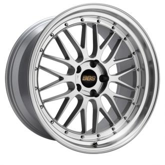 BBS - LM Brilliant Silver