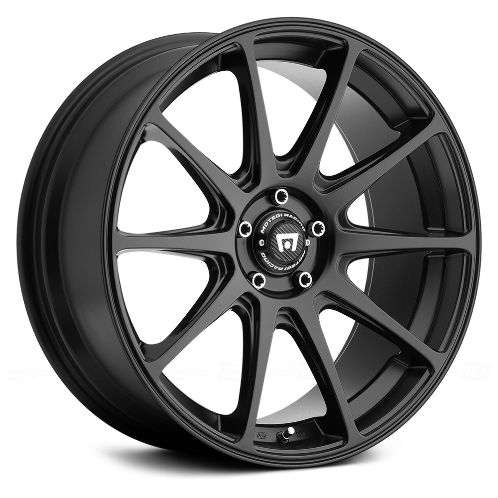 MOTEGI RACING MR127 Satin Black