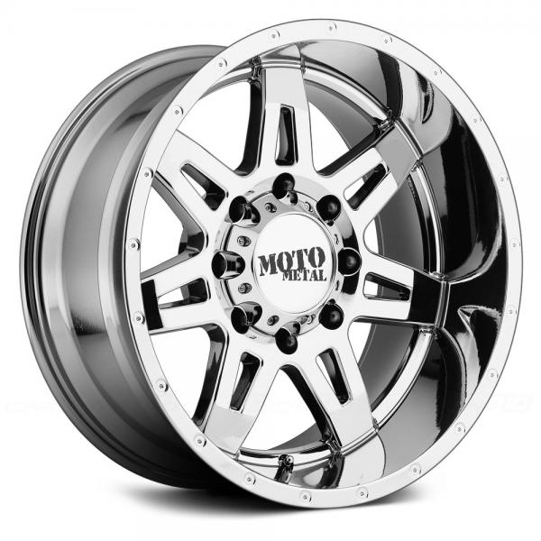 MOTO METAL MO975 Bright PVD
