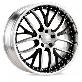 MODA - 225 Forget Matte Machined with Black Accent