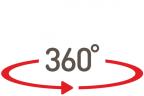 VOSSEN CV3-R Gloss Graphite
