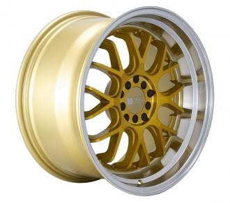 F1R - F21 v2 Machine Gold with Polish Lip