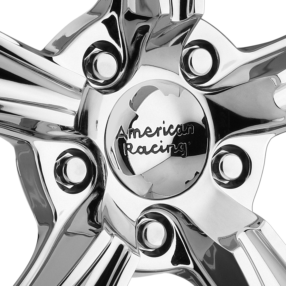 AMERICAN RACING BLVD Chrome