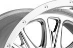 FUEL THROTTLE DEEP LIP Chrome PVD