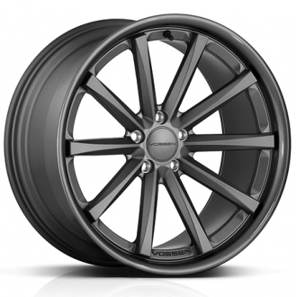 VOSSEN - CV1 Matte Graphite with Gloss Lip